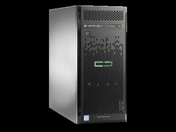 Сървър HPE ProLiant ML110 Gen9, E5-2620v4, 8GB, 1TB 6G SATA, B140i, DVD-RW, 2-Port 1GbE, 350W PS