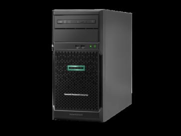 Сървър HPE ProLiant ML30 G10, E-2134, 1x16GB-U, S100i, 4LFF SATA, 1x500W RPS