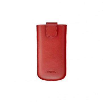 NOKIA CP-593 CARRYING CASE RED