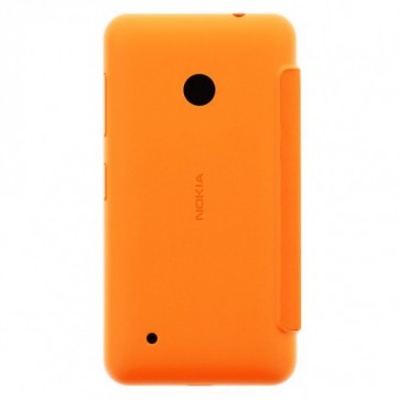 Калъф NOKIA Flip Shell for LUMIA 530 Orange