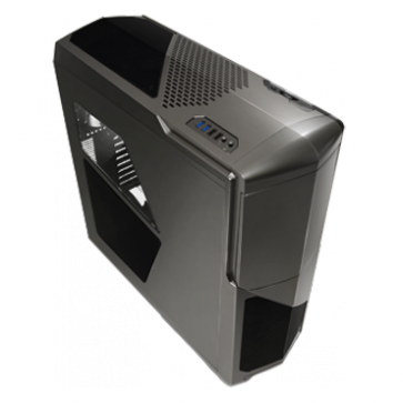 Кутия NZXT Phantom 630 Ultra Tower Gunmetal Grey