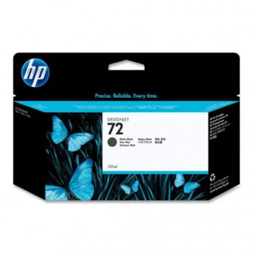 Консуматив HP 72 130-ml Matte Black Ink Cartridge за плотер
