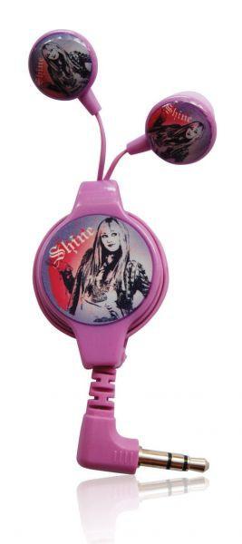 Слушалки Disney Earphone DSY-HP770 Hannah Montana