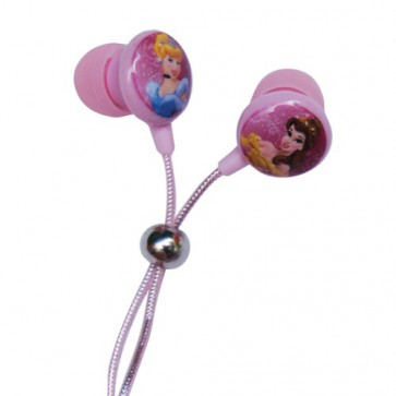 Слушалки Disney Earphone DSY-HP750 Princess