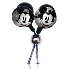 Слушалки Disney Earphone DSY-HP710 Mickey Mouse Retro