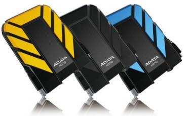 Външен диск A-DATA 1TB, DashDrive Durable HD710, USB 3.0