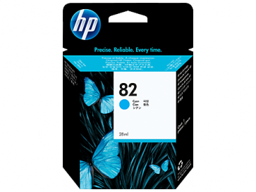 Консуматив HP 82 69 ml Cyan Ink Cartridge за плотер