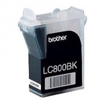 Консуматив BROTHER LC800BK за мастиленоструен принтер