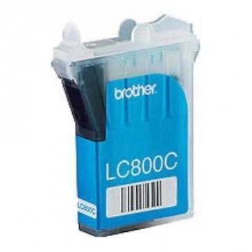 Консуматив BROTHER LC800C за мастиленоструен принтер