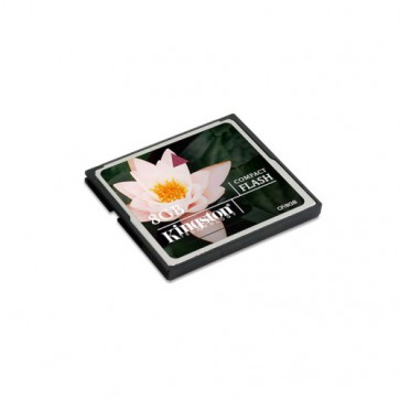 Флаш карта KINGSTON CompactFlash Cards 8GB