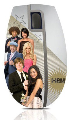 Мишка Disney High School Musical mini optical mouse DSY-MM220