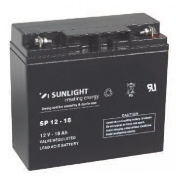 UPS устройство Sunlight VRLA Battery SP 12-18