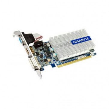 Видео карта GIGABYTE GV-N210SL-1GI, 1 GB, DDR3
