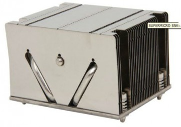 Охладител Supermicro SNK-P0048PS, 2U Passive Heatsink Narrow ILM