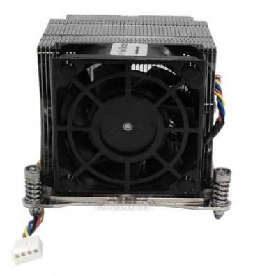 Охладител Supermicro SNK-P0048AP4, 2U+ Active Heatsink Narrow / Square ILM