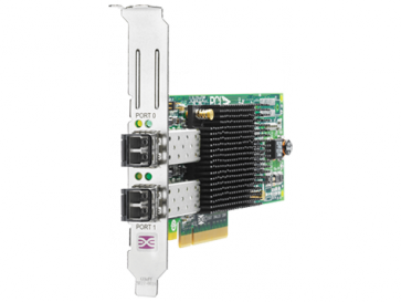 HP 82E 8Gb 2-port PCIe Fibre Channel Host Bus Adapter