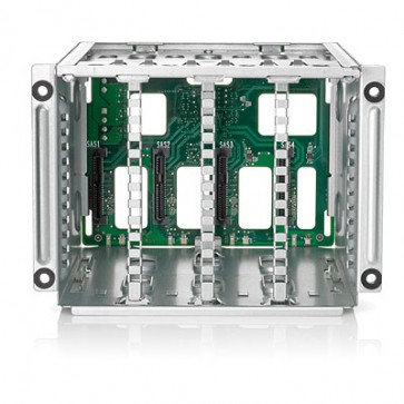 HP DL380/DL385 Gen8 8 Small Form Factor Hard Drive Backplane Cage Kit