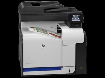 Многофункционален Лазерен принтер HP LaserJet Pro 500 color MFP M570dn