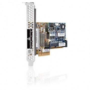 HP Smart Array P421/2GB FBWC 6Gb 2-ports Ext SAS Controller