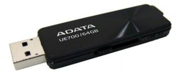 USB флаш памет ADATA 64GB, UE700, USB3.0