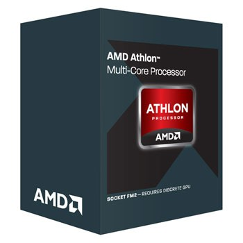 Процесор AMD Athlon II X2 370K (Cache 1 MB, up to 4.2GHz)