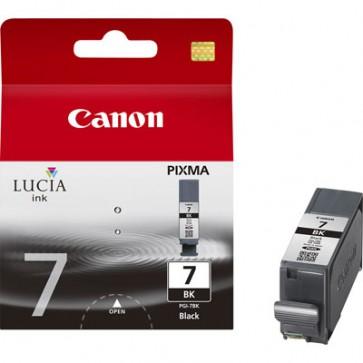 Консуматив CANON PGI-7 BLACK за мастиленоструен принтер