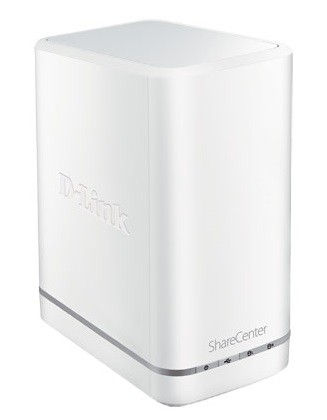 D-Link DNS-327L ShareCenter+ 2-Bay Cloud Network Storage Enclosure
