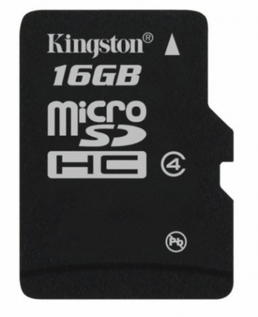 Флаш-карта KINGSTON 16GB, SDMICRO, Class 4