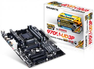 Дънна платка GIGABYTE GA-970A-UD3P (rev. 1.0)