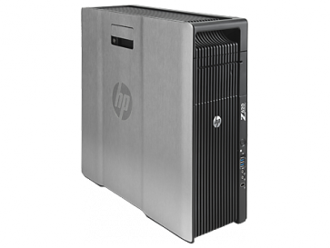 Работна станция HP Z620 Workstation, E5-2620, 16GB, 1TB, Win7