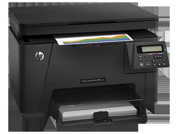 Принтер HP Color LaserJet Pro MFP M176n