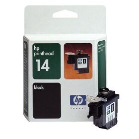 Консуматив HP 14 Black Printhead EXP