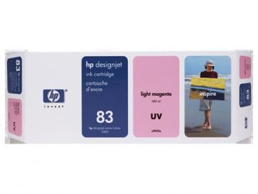 Консуматив HP 83 680-ml Light Magenta UV Ink Cartridge EXP