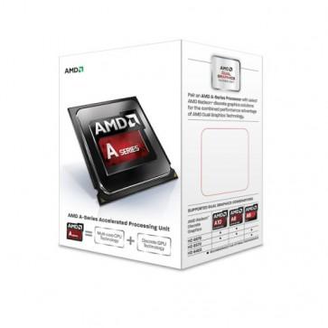 Процесор AMD A8-7600 Quad-Core A8-Series APU for Desktops