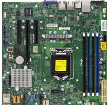 Дънна платка Supermicro MBD-X11SSL-F
