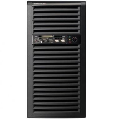 Кутия Supermicro CSE-731I-300B BLACK TOWER