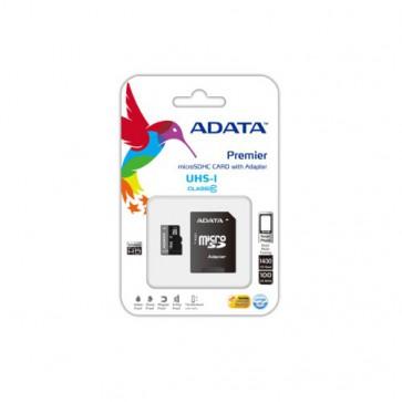 Флаш карта A-DATA Premier 16GB, microSDHC/SDXC, UHS-I U1 Class10, Adapter