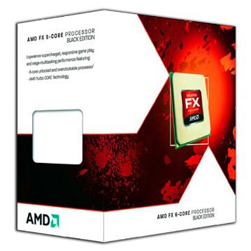 Процесор AMD FX-6300 (3.5 GHz, 8 MB)