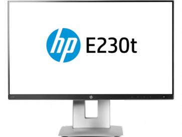 Монитор HP EliteDisplay E230t 23-inch Touch Monitor