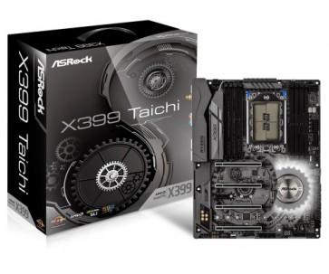 Дънна платка ASROCK X399 TAICHI / TR4