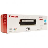 Консуматив Canon 718 CYAN 3a Лазерен Принтер