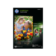 Фото Хартия HP Everyday Glossy Photo Paper-25 sht/A4/210 x 297 mm