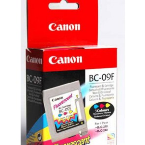 Консуматив Canon BC-09 Fluorescent Original Inkjet Cartridge за мастиленоструен принтер