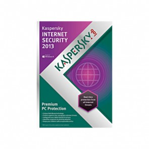 Софтуер за интернет защита KASPERSKI KIS ELECTOTR 2013