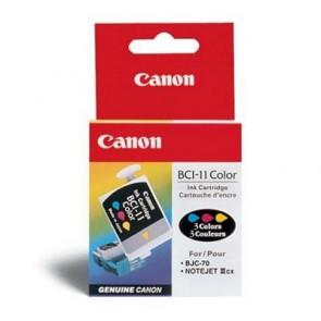 Консуматив Canon BCI-11 Color Ink Jet Cartridge за мастиленоструен принтер