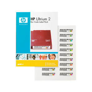 HPE Ultrium 2 Bar Code Label Pack