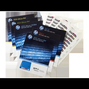 Консуматив HPE LTO-4 Ultrium Read/Write Bar Code Label Pack