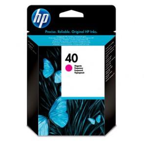Консуматив HP 40 Magenta Inkjet Print Cartridge EXP