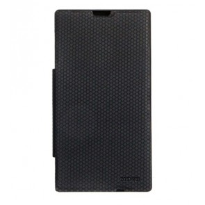 Калъф NOKIA 520 FLIP COVER BLACK