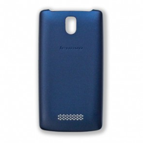 Калъф Lenovo A1000 Back Cover Blue